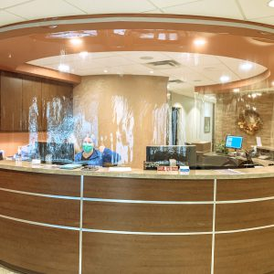 Coaldale Dental Front Desk